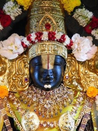 Daily Darshan (29-09-12) Lord Balaji @ISKCONPune