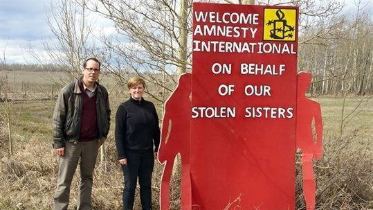 Amnistie internationale enquête sur les femmes autochtones en Colombie-Britannique