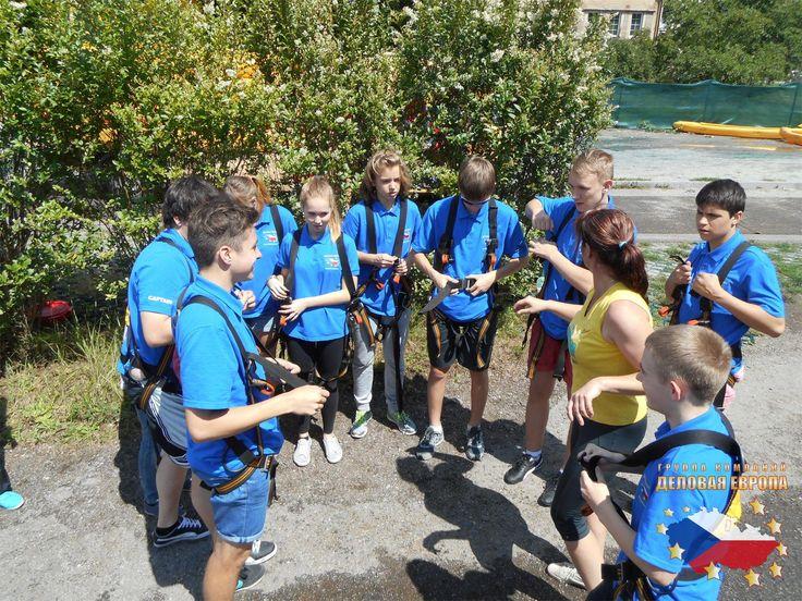 Летний лагерь в Чехии - как все начиналось? http://golden-praga.ru/letniy-lager-v-chekhii  Фотографии летнего лагеря в Чехии 2014, продолжение ....