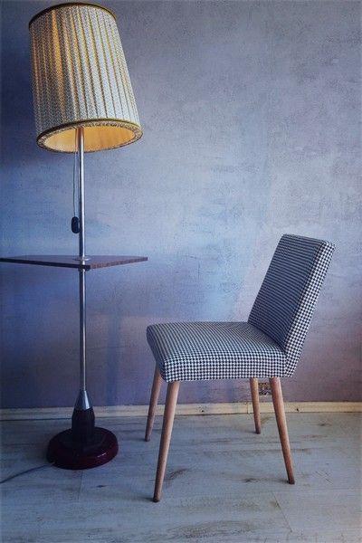 Polski design: krzesło z przełomu lat 60/70. w HOGOFOGO redesign na DaWanda.com