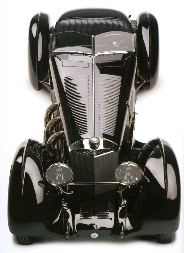 1930 Mercedes-Benz Count Trossi SSK