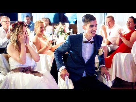 Jdi za štěstím - svadobný dar od rodiny - YouTube