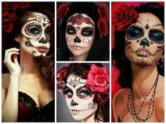 Tutoriais femininos e masculinos passo a passo e também estilos infantis! Dicas, ideias, fotos, modelos lindos para festas e halloween