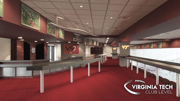 Renovation of Lane Indoor Club Seats almost complete