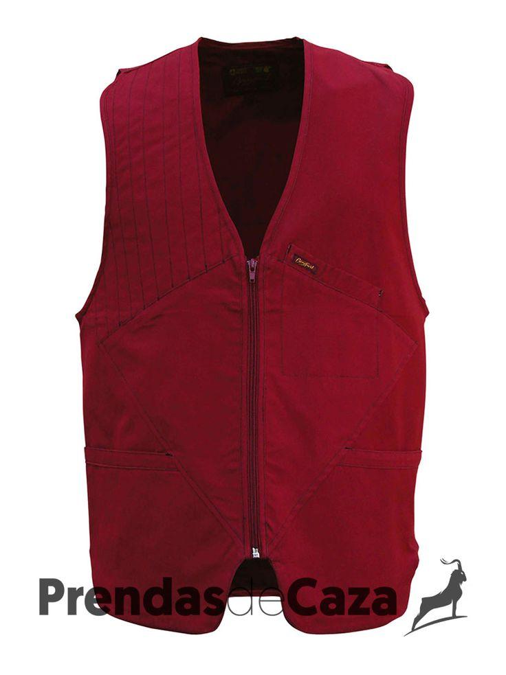 Chaleco Bason Rojo 19'89€ #prendasdecaza #ropa #caza #deporte