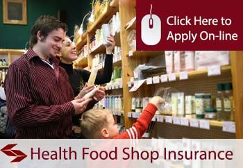 Health Food Shop Insurance