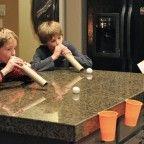 6 juegos infantiles con globos
