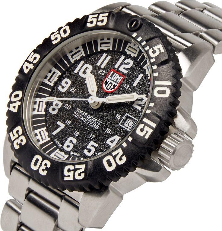 Luminox Navy SEAL watch.