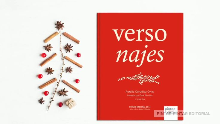 Versonajes 2ª Edición / Aurelio González Ovies