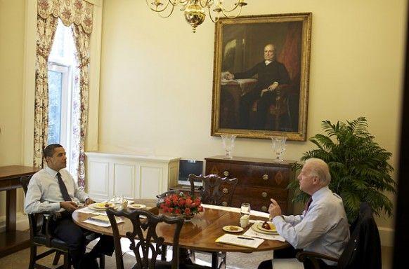 White House Swimming Pool Obama Interiors Interior Design