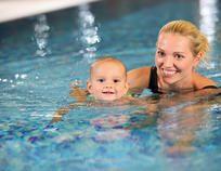 Bebe nageur Centre Aqualudique Couzé'O - Beaucouzé 10 séances - 110€