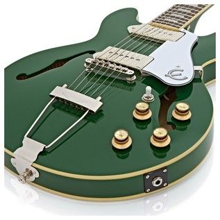 Epiphone Casino Coupe Ltd. Ed. Electric Guitar Inverness Green