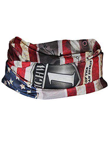 Bandanas sans coutures Multifonctionnel Bonnet Sunscreen Incroyable Style Pour Moto motifs cyclisme et sports d'hiver tête Couverture bande…