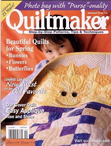 Quiltmaker N114 - Yolanda J - Picasa Webalbumok