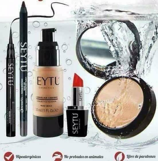 Seytu Catalogos Maquillaje Y Cosmeticos Precios Distrib Indep