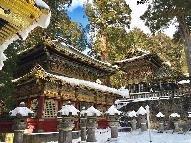 Shrines and Temples of Nikkō 経蔵 日光東照宮 Nikkō Tōshō-gū  世界遺産 #経蔵 #日光東照宮 #toshogu #東照宮 #神社 #temple #jinja  #日光 #Snowy #photography #trip #travel #japan #beautiful #great #beautifulview #日光旅行 #amazing #wonderful #栃木県 #Nikko #tochigi #japaneseculture #culture #Shrines #Temples #世界遺産 #worldHeritage #architecture