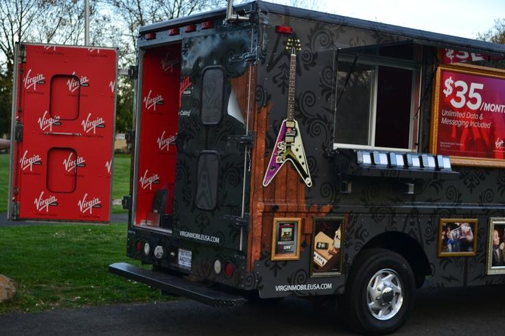 Aardvark mobile food trucks event logistics mobile