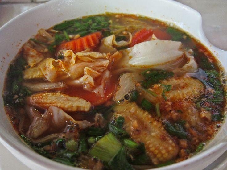 Drunken Sailors restaurant Koh Lanta