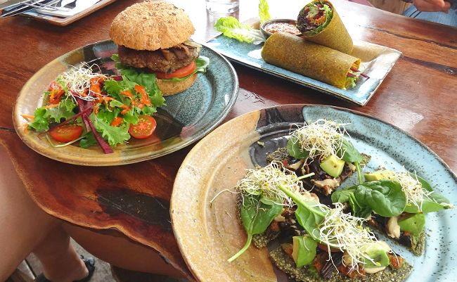 Our list of the best vegetarian and vegan food in Auckland central city.