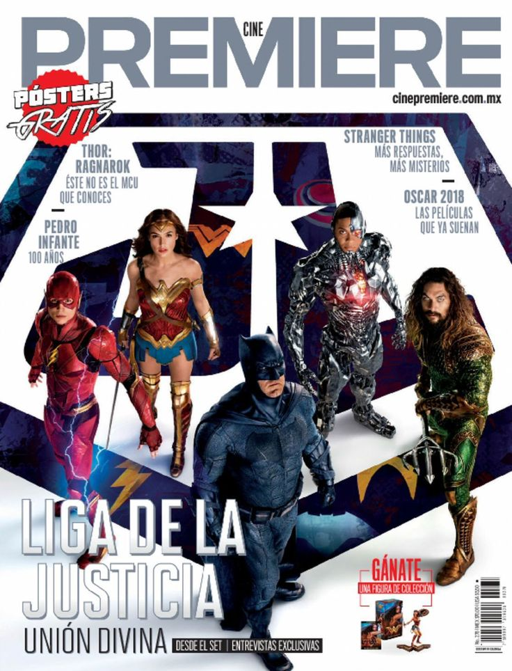 Justice League Assembles On New Magazine Cover, Superman Still Missing – matiuadex movies