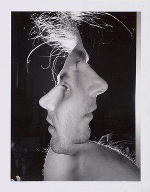 AutoPolaroid, 1969-71 Gelatin silver transfer print (Polaroid film) 3 ¾ x 2 7/8 inches