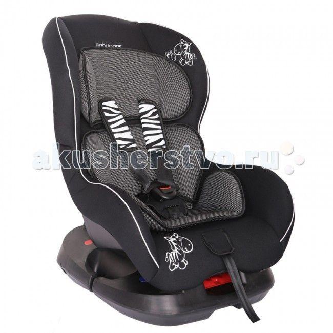 """Автокресло Baby Care BC-303 Люкс Зебрик  Baby Care BC-303 Люкс """"Зебрик"""" – детское автокресло, предназначенное для детей от рождения до 4 лет весом до 18 кг. Автокресло имеет ярко выраженную боковую защиту и надежную систему крепления внутренних пятиточечных ремней, что обеспечивает безопасность ребенка при резких поворотах и боковых ударах.   Внутренние пятиточечные ремни регулируются по высоте в зависимости от роста ребенка. Благодаря ортопедической форме спинки и регулировки наклона…"""