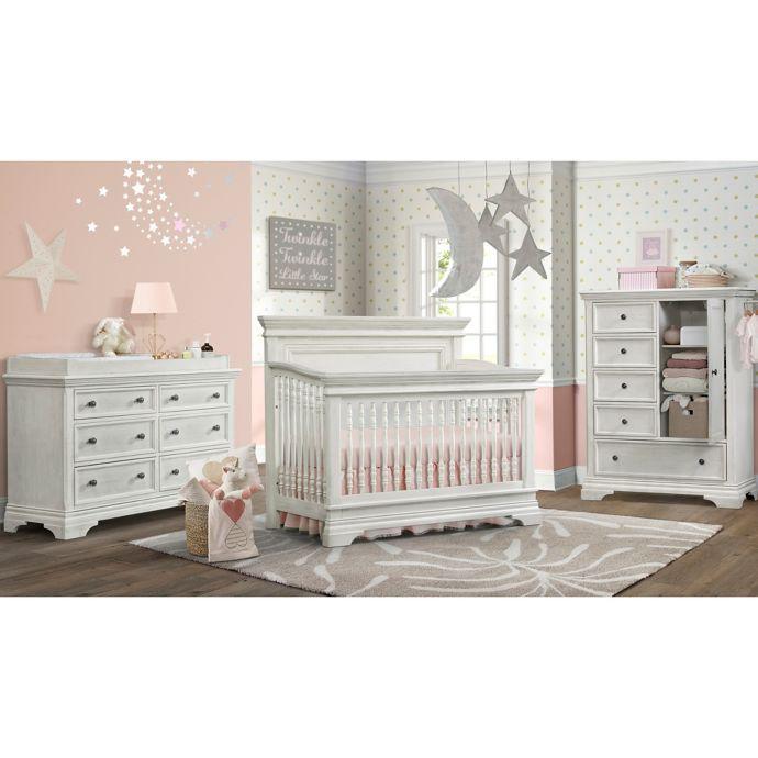 Westwood Design Olivia Nursery Furniture Collection In Brushed White Buybuy Baby Nursery Furniture Sets Nursery Furniture Collections Nursery Furniture