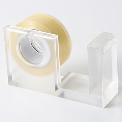 アクリルテープディスペンサー 小・セロハンテープ用 | 無印良品ネットストア ¥126