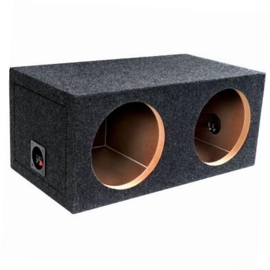 E15d B Box Series 15-inch Dual Sealed Bass Boxes