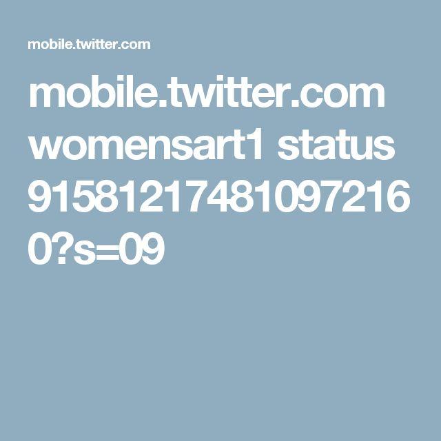 mobile.twitter.com womensart1 status 915812174810972160?s=09