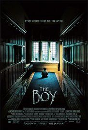 The Boy An American nanny is shocked that her new English family's boy is actually a life-sized doll. After she violates a list of strict rules, disturbing events make her believe that the doll is really alive.