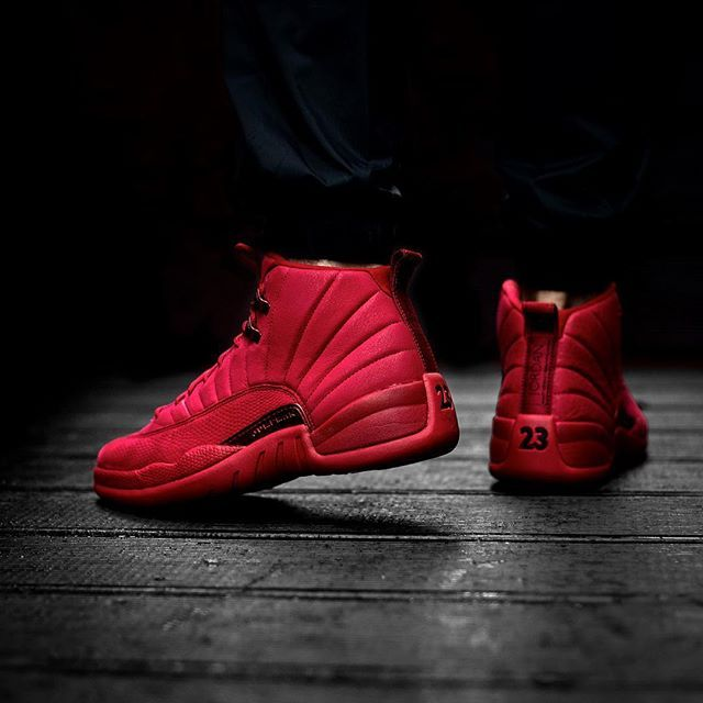 finest selection 822e3 a65bb I just got time these the day they came out😊😍 | Jordan 12s ...