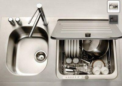lavavajillas de menos de 45 cm existe??? | Decorar tu casa es facilisimo.com