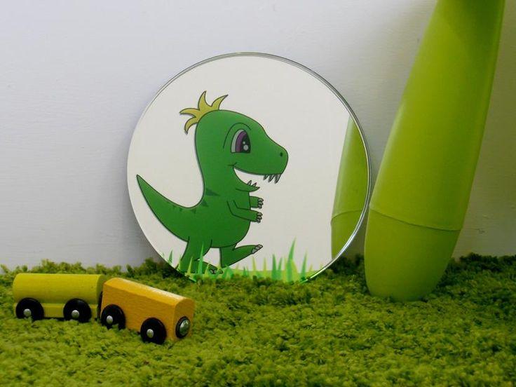 Dinosaur. #Mymirrors