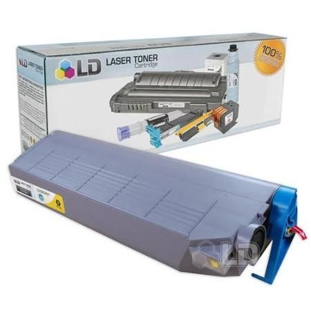 LD Konica 7830 Compatible High Capacity Yellow 960-891 Laser Toner Cartridge