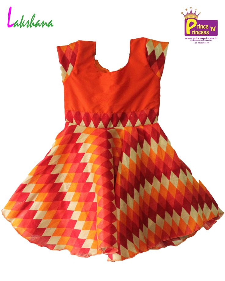 Trendy Kids Long Frock only @ www.princenprincess.in