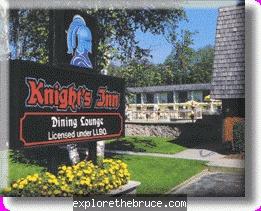 The Knight's Inn (Sauble Beach)