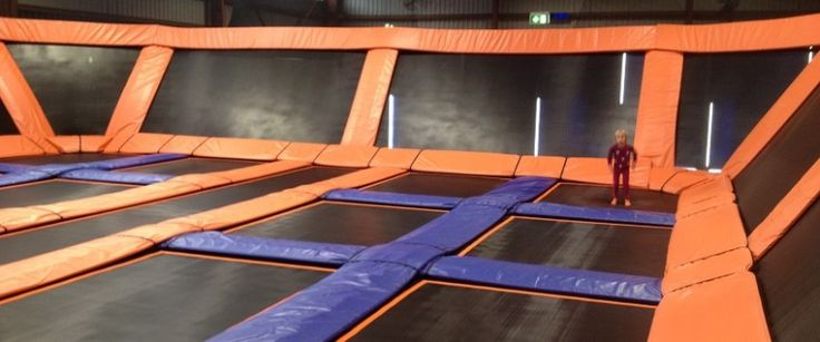 SkyZone Trampoline Park - Families Magazine Review - also do Children's Parties