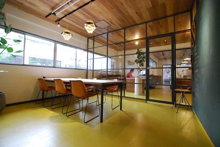 木と緑と黄色 | WORKS | つむぐ工務店 tumugu,inc.