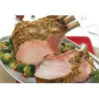Fiche recette | Côtes de porc à l'érable et à la moutarde de Dijon | SAQ.com