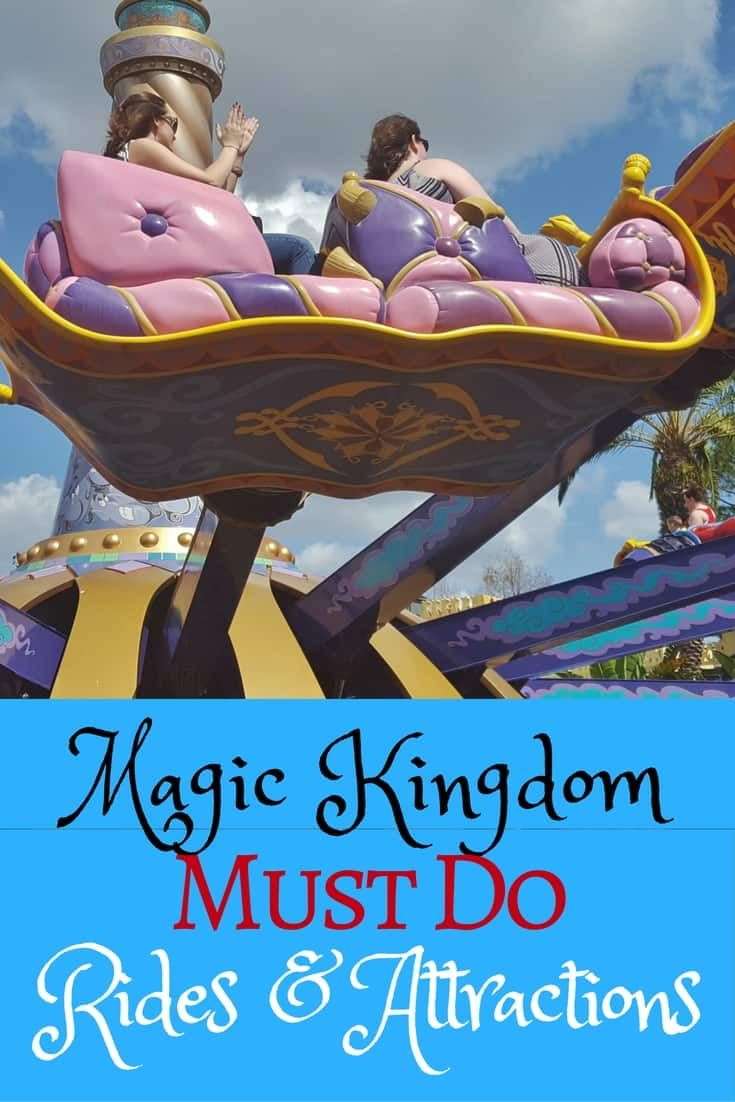 If you only have one day to spend it Magic Kingdom, you will want to get the most out of your experience. Plan your trip ahead of time and make your own must do list for Magic Kingdom. via @disneyinsider