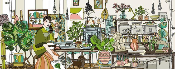 Liselotte Watkins - Granit studio