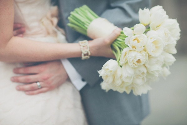 all white tulip bouquet by http://www.placeforflowers.com/  Photography By / lovetheschultzes.com, Event Planning