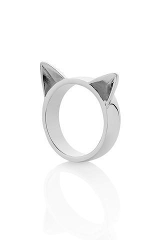 Cat Ears RingEye Rings, Cat Eye, Meadowlark Catsear, Cat Rings, Catsear Rings, Ears Rings, Jewelry Ideas, Cat Them Jewelry, Cat Ears