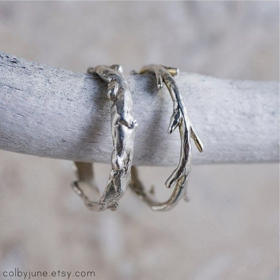 The Funky Monkey Giveaway: Sterling Silver Twig Ring - A $50 value! Ends 11/29/13