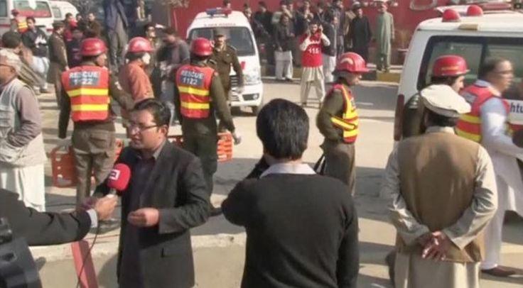Another Uni shooting: why Taliban gunmen killed 21 at Bacha Khan University in Pakistan 1/21/16