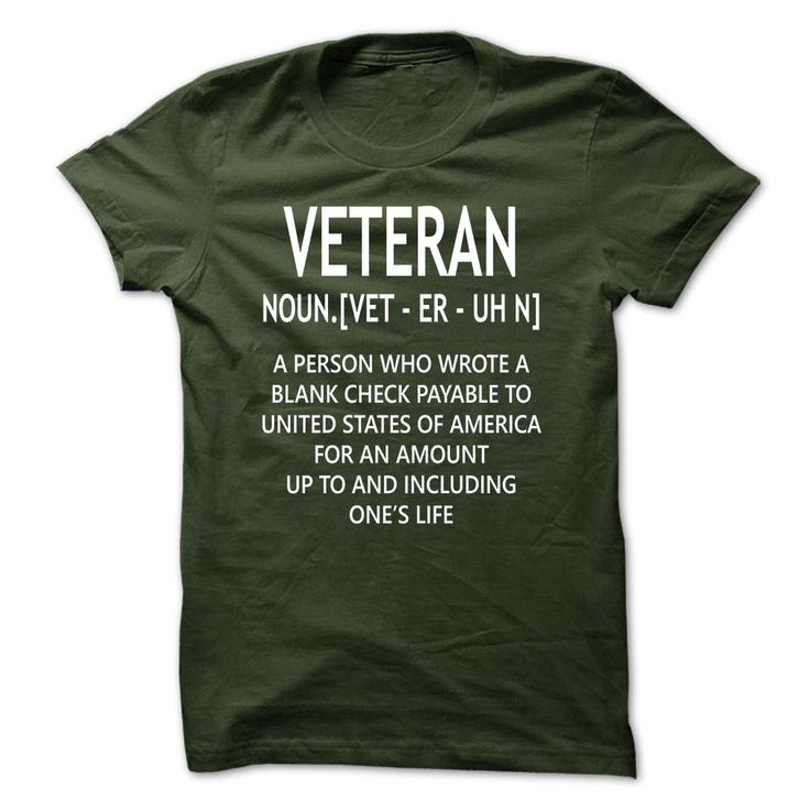 Veteran meaning