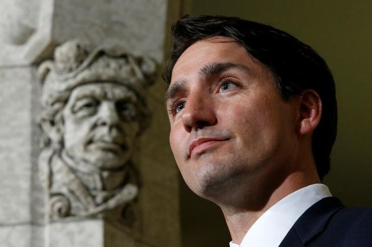 #world #news  Trudeau speaks with Trump about trade: prime minister's office