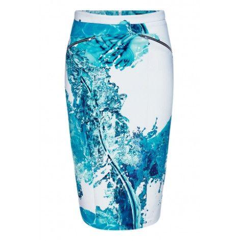 Sheike Splash skirt.