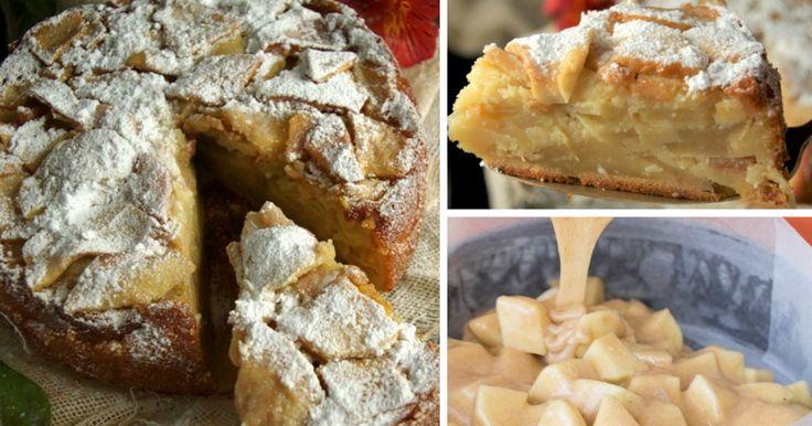 Torta francesa de maçã, você precisa conhecer esta receita clássica!